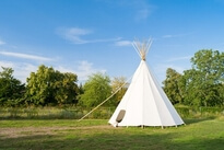 Bed and breakfast Tipis